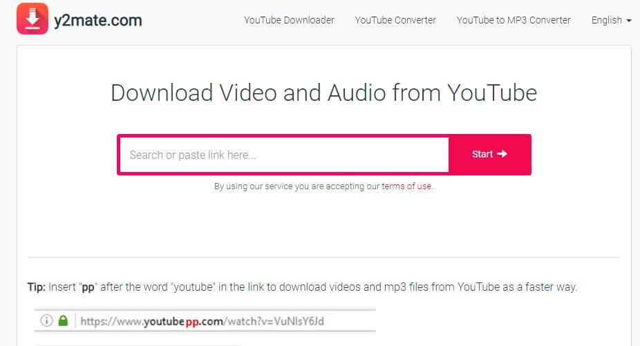 Download Youtube Videos Y2mate