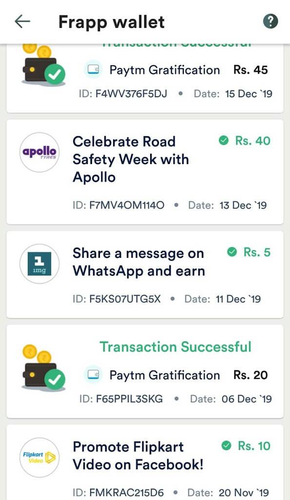 Frapp App Review